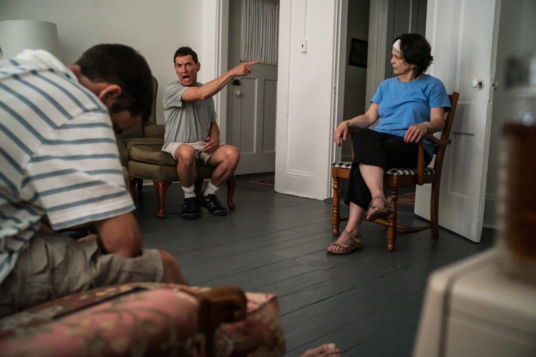 Patrick Dennis Sandy During Home Intervention