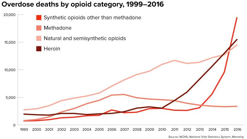 Opioid Overdose Deaths Graph 2