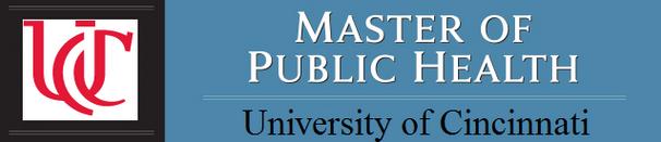 UC Master of Public Health logo